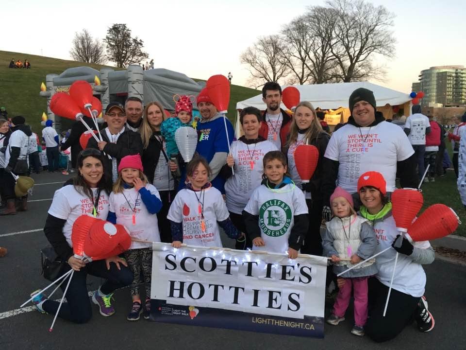 Scotties Hotties 2017